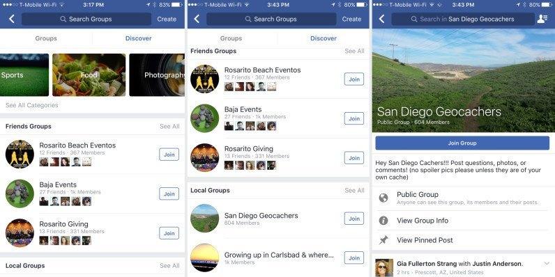 facebook gruplari