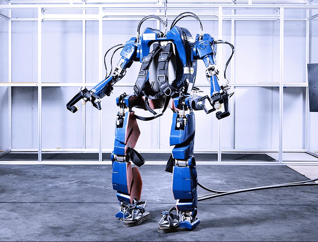 hyundai giyilebilir robot