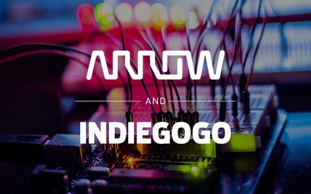 indiegogo arrow