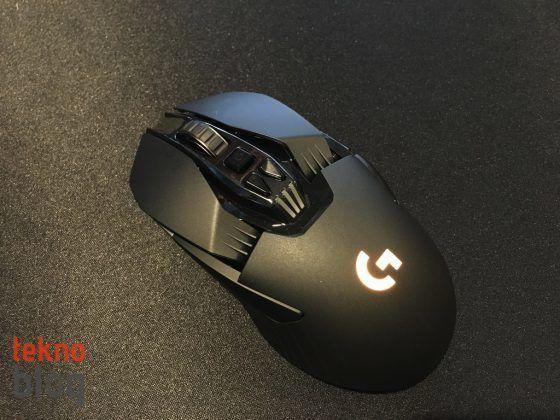 G900 Chaos Spectrum mouse