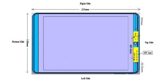 nvidia shield tablet fcc