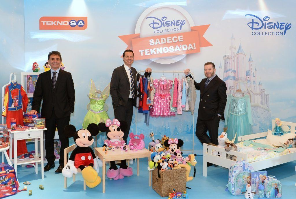 teknosa disney collection