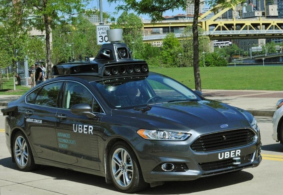 uber ve waymo