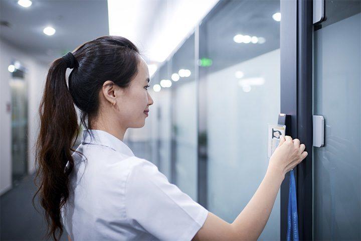 Varnost Personel Devam Kontrol Sistemleri