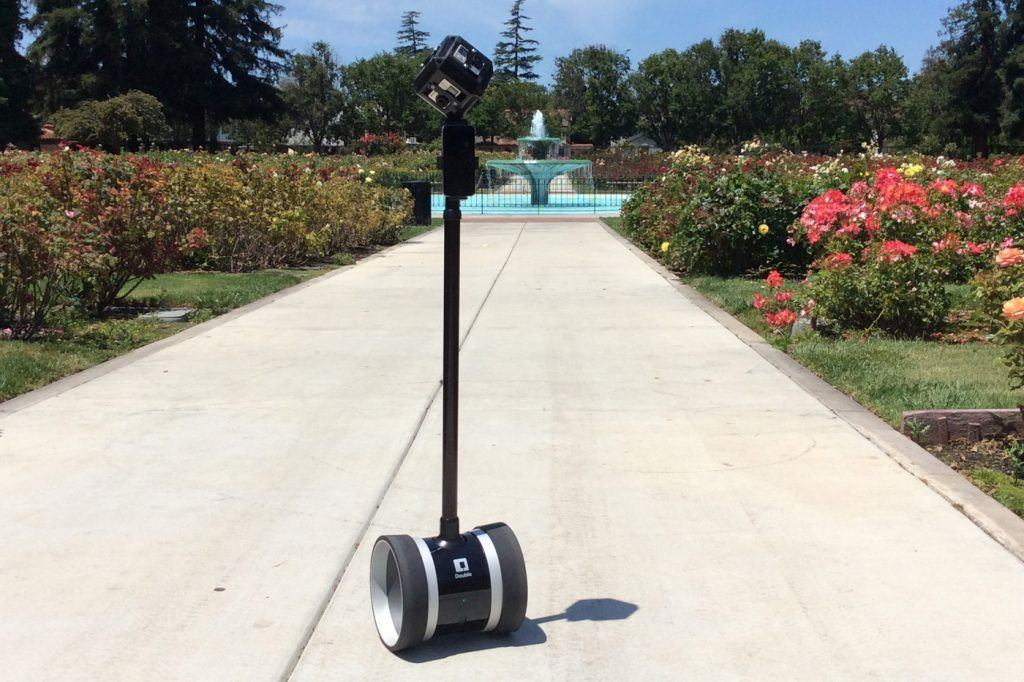 double robotics 360 camera dolly