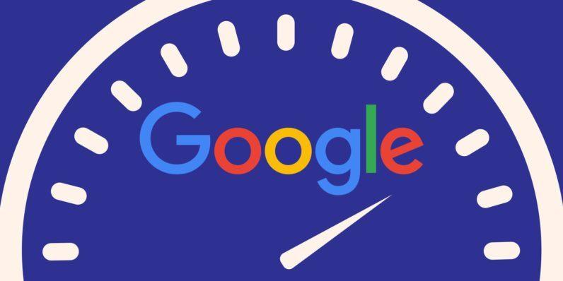 google hiz testi