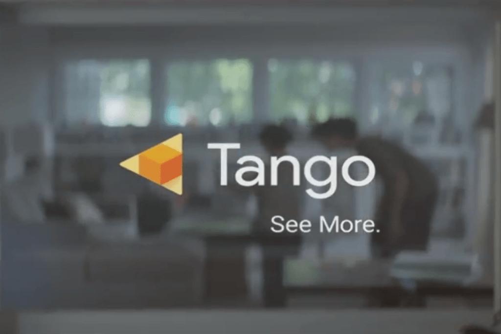 google project tango yeni logo