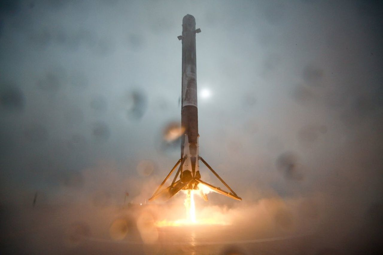 spacex roket