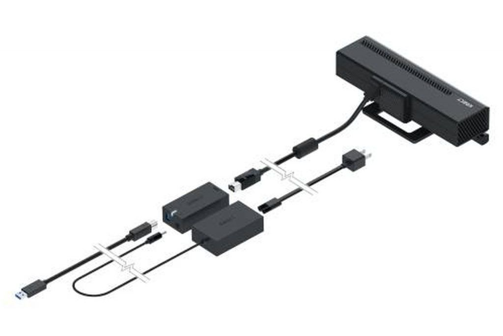 xbox one s kinect usb adaptoru