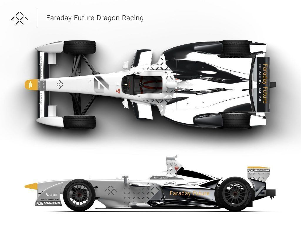 faraday future formula e