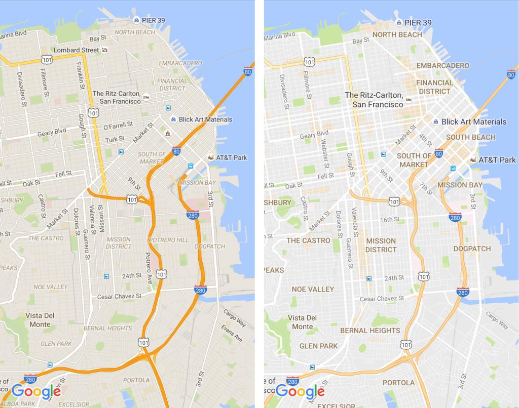 google haritalar guncelleme