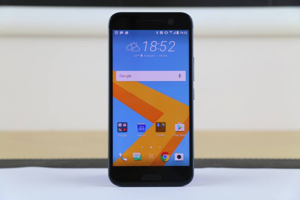 htc 10 android nougat