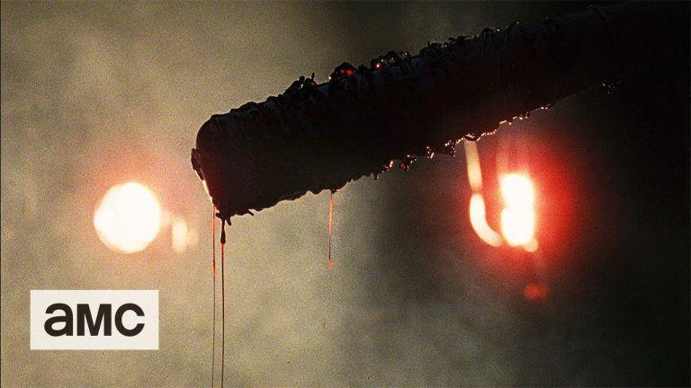 Walking Dead yedinci sezon ilk fragmanı yayınlandı – Video