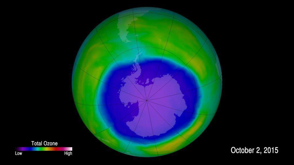 ozon tabakasi