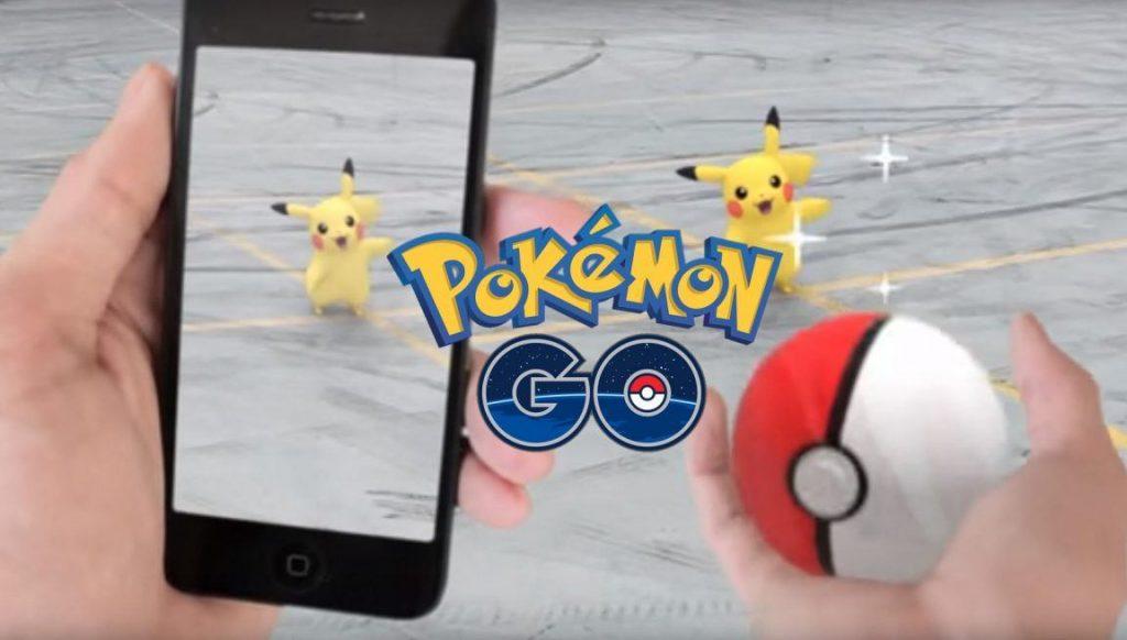 pokemon go guncelleme