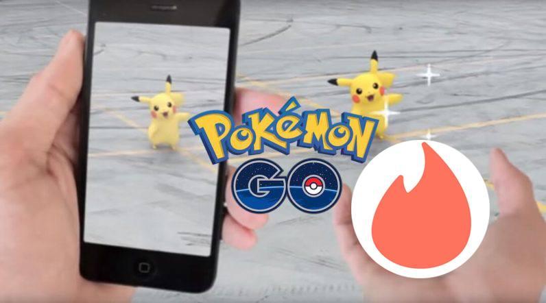 pokemon go tinder