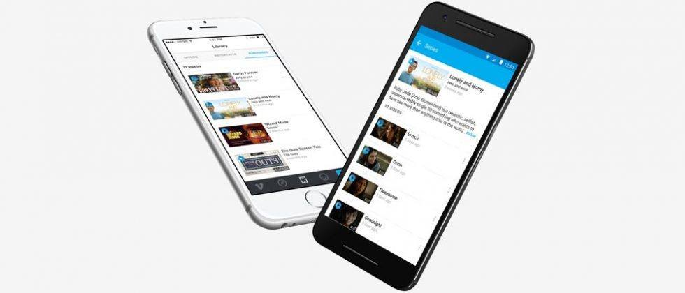 vimeo mobil