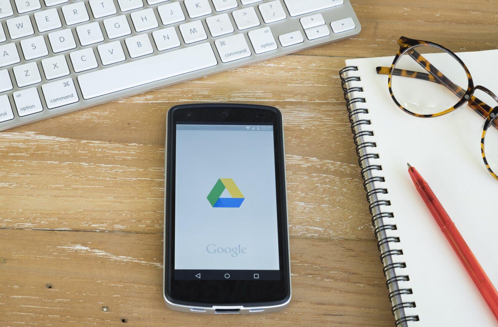 google drive yıllık odeme plani