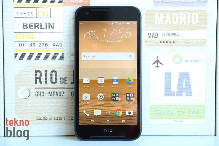 HTC Desire 830 İncelemesi