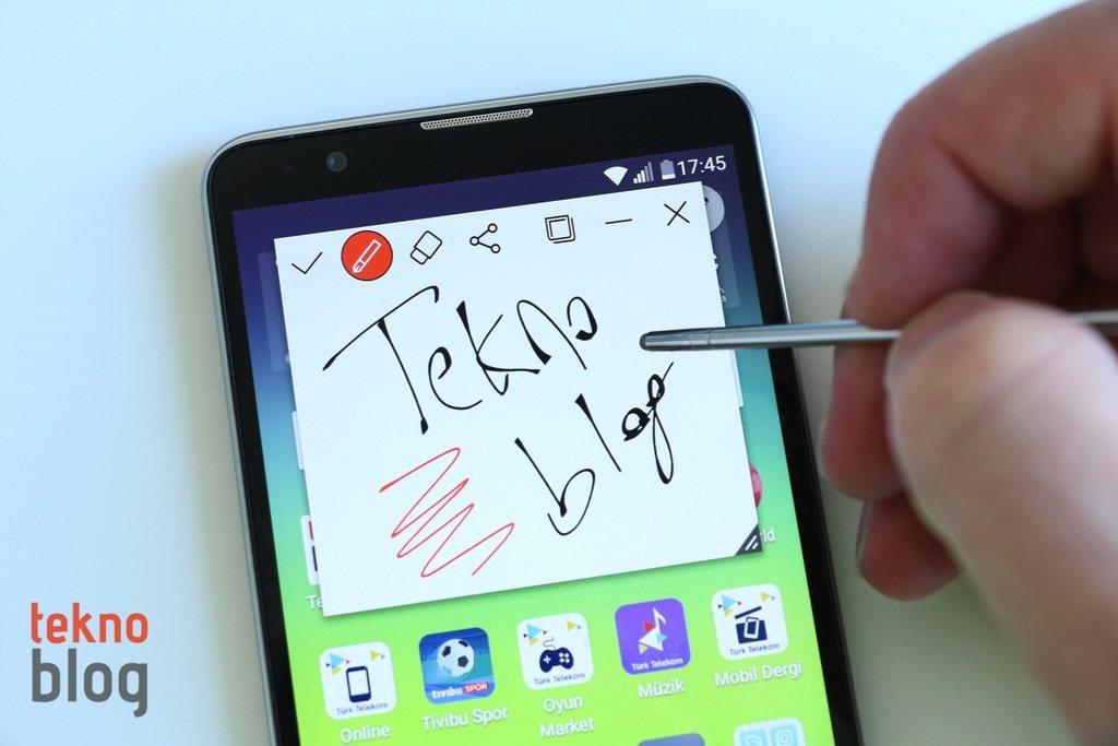 lg stylus 2 inceleme