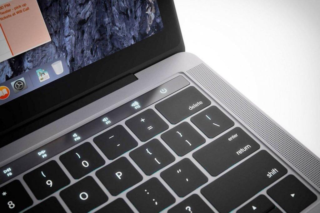 yeni macbook pro konsept