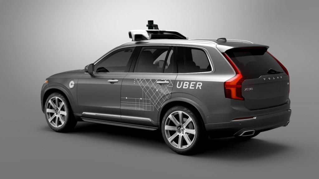 uber surucusuz otomobil