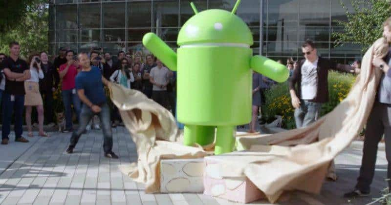 google pixel android nougat