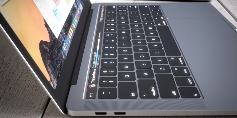 apple macbook pro taslak