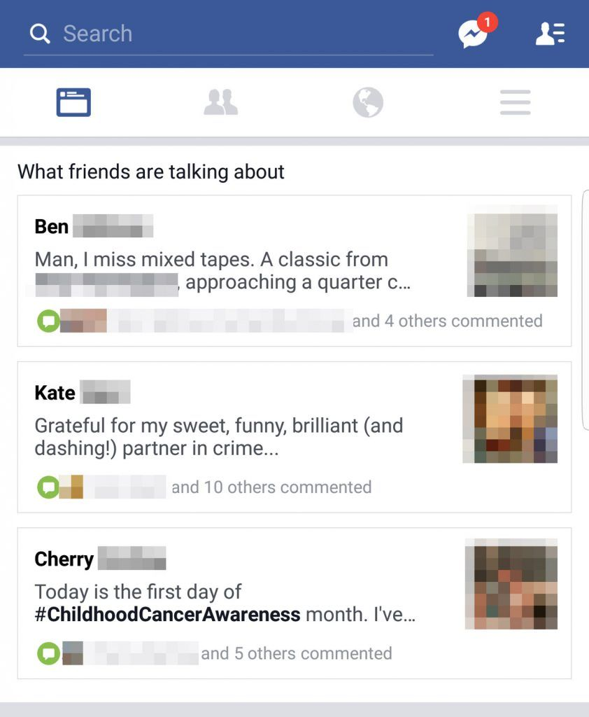 facebook haber kaynagi test