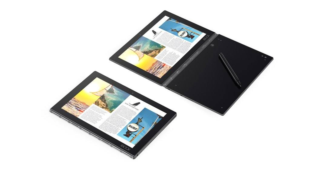 yoga book chrome os