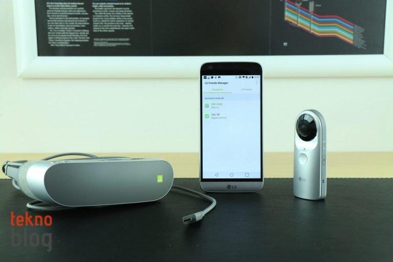 LG 360 CAM ve 360 VR İncelemesi: Sanal gerçekliğe dalmanın uygun yolları