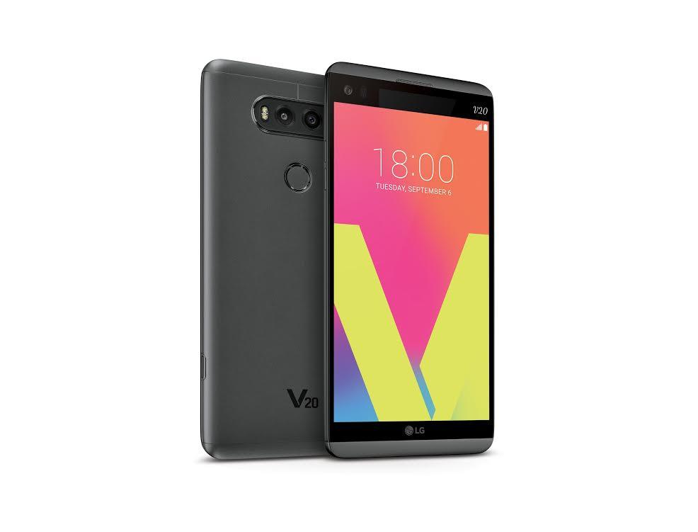 lg v20 özellikleri