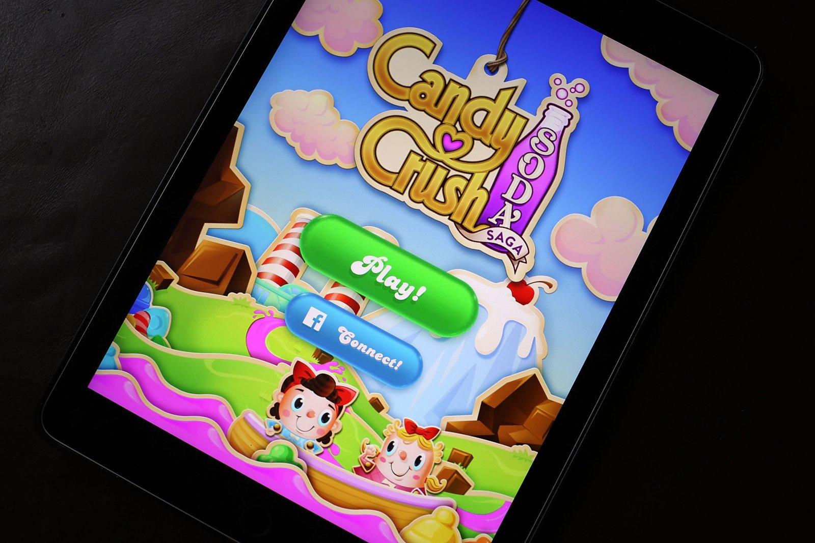 candy crush televizyon