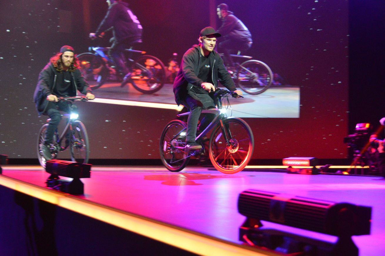leeco akıllı bisiklet