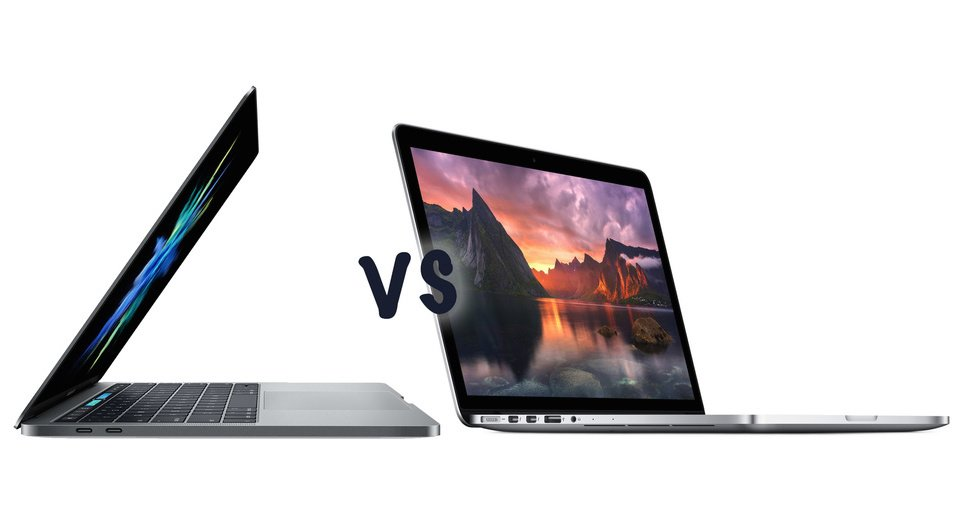 macbook pro (2016) vs macbook pro (2015)