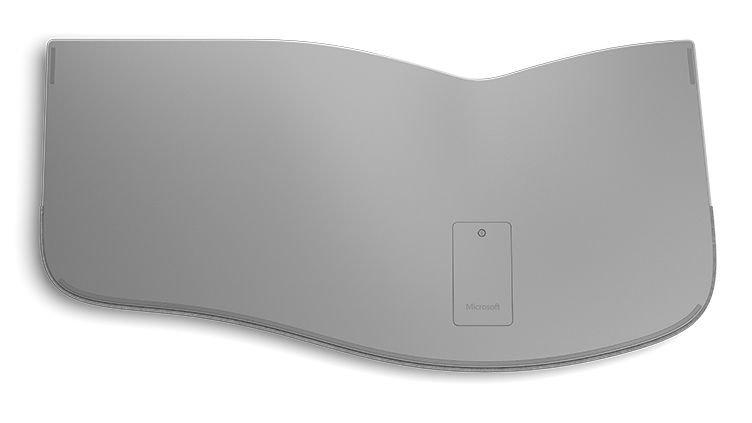 microsoft surface ergonomik klavye