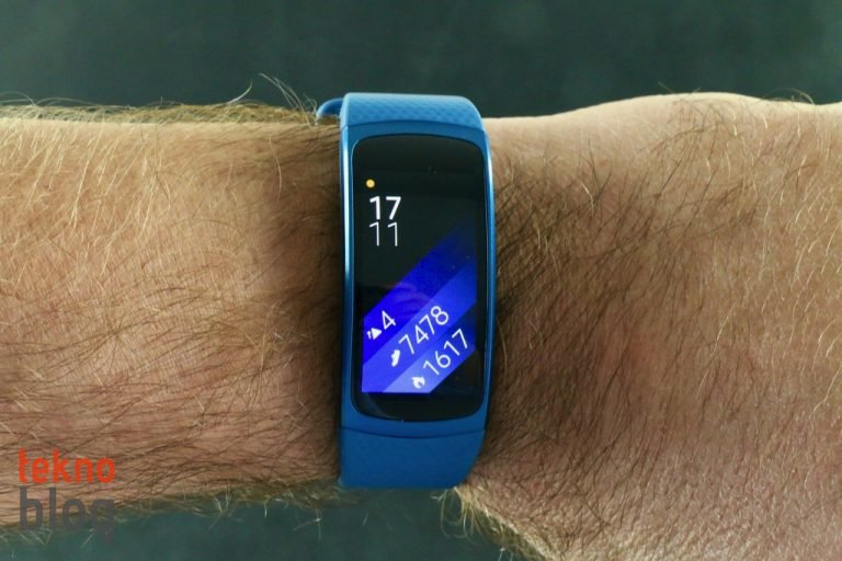 Samsung Gear Fit2 İncelemesi