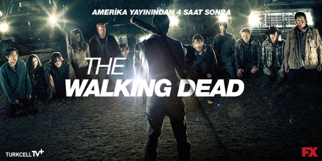 the walking dead yedinci sezon