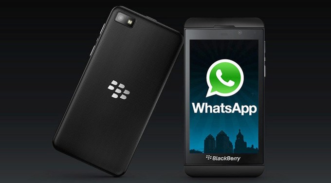 whatsapp blackberry