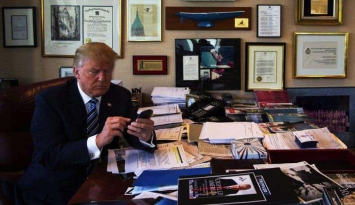 Donald Trump: Facebook ve Twitter kazanmama yardımcı oldu
