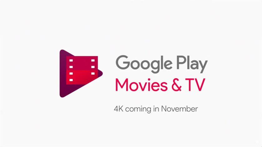 google play filmler 4k