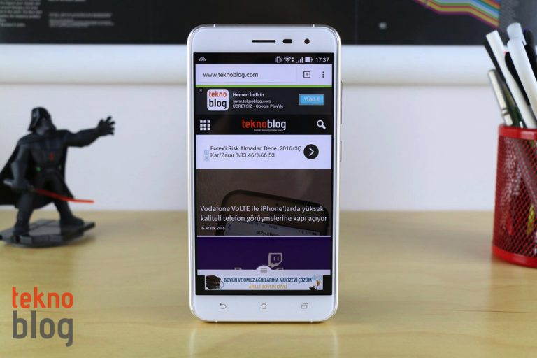Asus ZenFone 3 İncelemesi