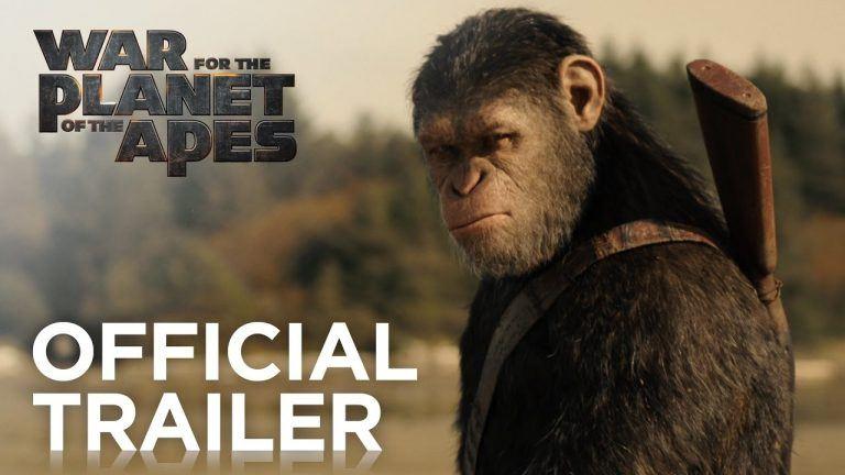 War for the Planet of the Apes filminin ilk fragmanı yayınlandı – Video