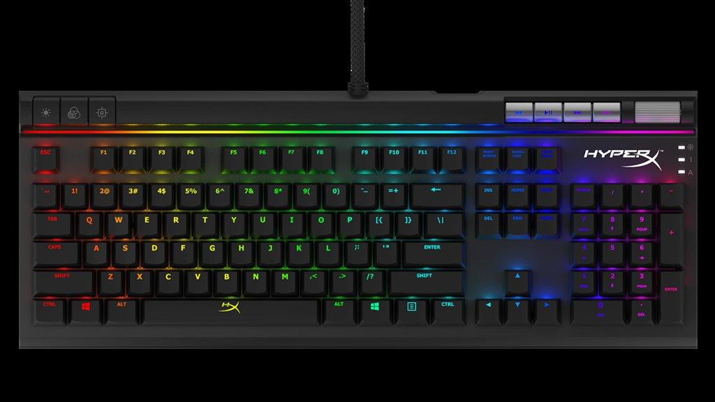 HyperX Alloy RGB