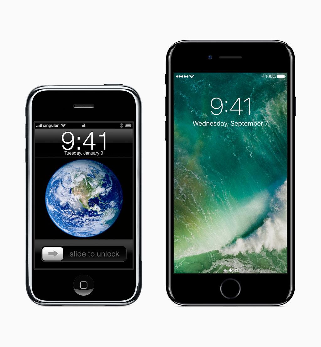 iphone 10. yıl