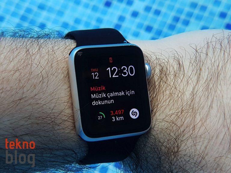 Apple Watch Series 2 İncelemesi