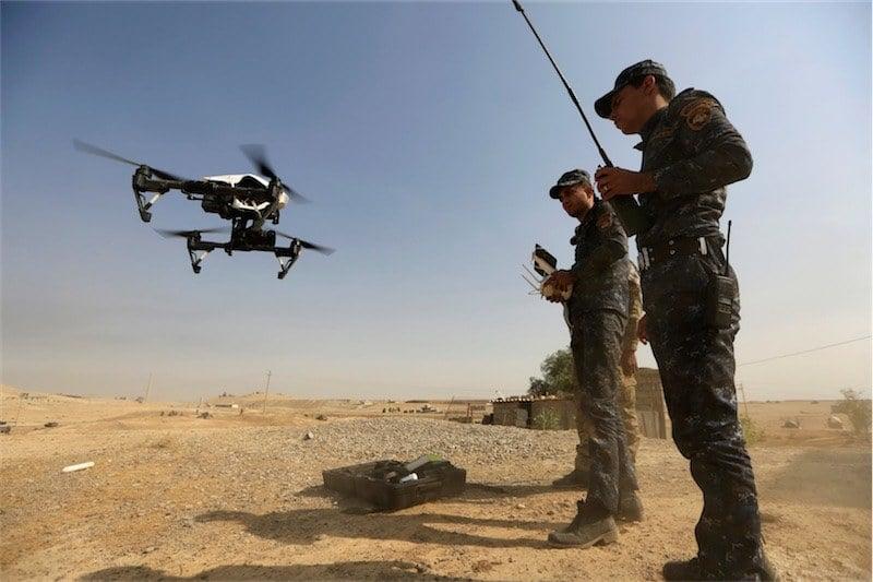 birlesmis milletler drone