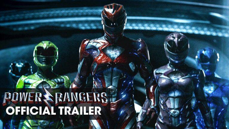 Power Rangers'ın en yeni fragmanı Zordon'u ve Megazord'u gösteriyor