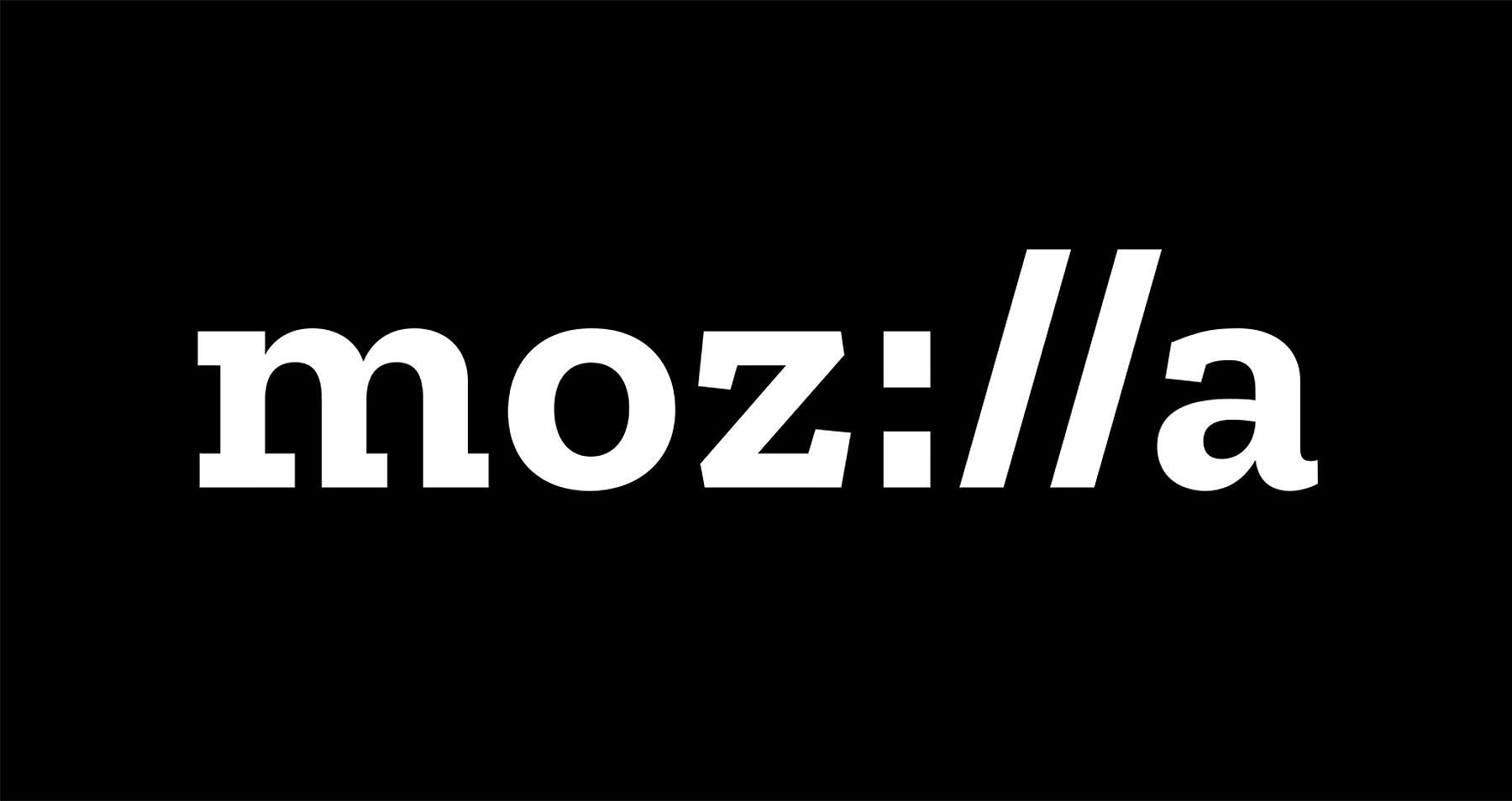 mozilla yeni logo