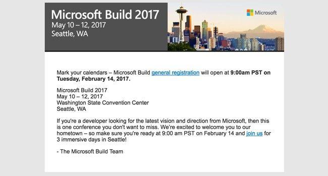 microsoft build 2017